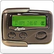 Apollo 812 Hand Programmable Alpha Numeric Pager