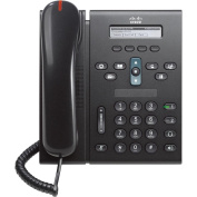 Cisco CP-6921-C-K9-RF Unified IP Phone - Charcoal