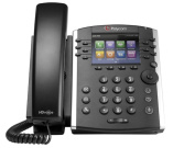 Polycom 2200-46157-025 VVX 400 IP Business PoE Telephone