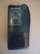 Olympus Pearlcorder S921 Microcassette Recorder