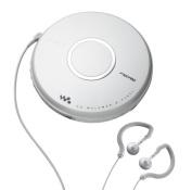 Sony DFJ041 Portable Walkman CD Player with Tuner