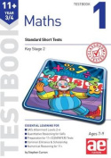 11+ Maths Year 3/4 Testbook 1