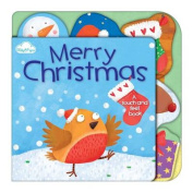 Merry Christmas (Touch-and-feel Tabbed Board Book) [Board book]
