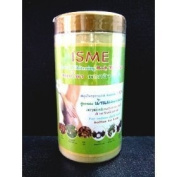 Isme Herbal Nature Whitening Body Mask with Curcuma Plai Mangosteen Peel Roselle