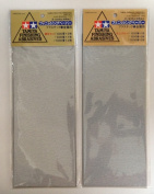TAMIYA Finishing Abrasives 2-type Sets [Fine and Ultra-fine]