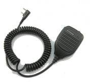 BaoFeng Dual Push-To-Talk (PTT) Speaker Mic for UV-82 Series - Backward Compatible