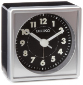 Seiko QHE083SLH Alarm Clock - 5.7cm . Wide