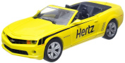 GreenLight 2012 Chevrolet Camaro Convertible - Hertz Rent-A-Car Diecast Vehicle, 1:24 Scale