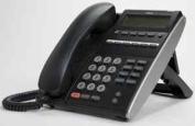 NEC DTL-6DE-1 (BK) - DT310 - 6 Button Display Digital Phone Black ~ Stock# 680001 NEW