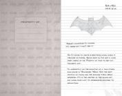 Batman Hardcover Ruled Journal