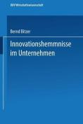 Innovationshemmnisse Im Unternehmen  [GER]