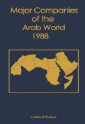 Major Companies of the Arab World 1988