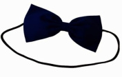 Solid Blue Jewel Tone Essentials Hair Bow