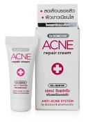 DR. SOMCHAI ACNE REPAIR CREAM ANTI ACNE SOLUTION System FAST ACTION 3g