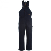 Berne Men's Big-Tall Deluxe Twill Insulated Bib Overall