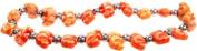 ELEPHANTZ - Orange Charm Childrens ELEPHANT Bracelet