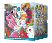 Pokemon Adventures Diamond & Pearl Platinum Box Set, Volumes 1-11 [With Poster]