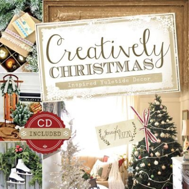 Creatively Christmas Inspired Yuletide D'Cor (CD Included)
