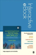 Investigating the Social World, Interactive eBook Student Version