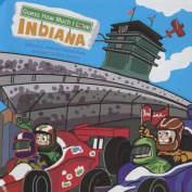 Guess How Much I Love Indiana [Board Book]