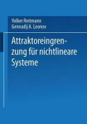 Attraktoreingrenzung Fur Nichtlineare Systeme  [GER]