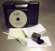 Latent Fingerprint Kit (Black)