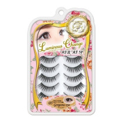 Luminouschange / Eyelashes 5p Lady Series 5p Lb-05 Gorgeous Eye