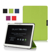 ProCase for Samsung Galaxy Tab PRO 10.1 Tablet Case - SlimSnug Hard Shell Stand Cover Case for Galaxy TabPRO 26cm SM-T520,T525