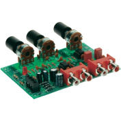 Velleman Volume and Tone Control Preamplifier Kit