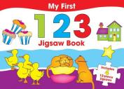 My First 123 Jigsaw Book