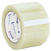 United Facility Supply - 934419 - Clear Packaging Tape, 3 x 109 yards, Clear, 24/Carton