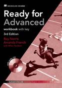 Ready for Advanced (CAE) (3rd Ed) Workbook with Key & Workbook Audio CD