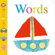 Words [Board book]