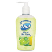 Hand Sanitizer with Moisturizers, Fresh Citrus, 7.5 oz Bottle