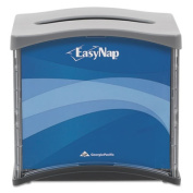 EasyNap Napkin Dispenser, 15.875 x 19.375 x 9, Blue/Gray/Black