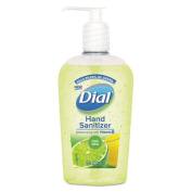 Hand Sanitizer with Moisturizers, Sheer Blossoms, 7.5 oz Bottle
