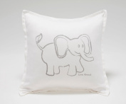 Live Good Elephant Baby Pillow - 100% Certified Organic Premium Pillow - Made in California - Non-toxic