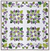 The Grape Escape Quilt Pattern By Alex Anderson
