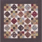 Nine-patch Charm Walk (Oh Sew Charming!) Quilt Pattern By Larisa Key