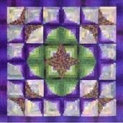 Fantasia Quilt Pattern By Joen Wolfrom