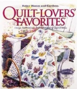 Better Homes & Gardens QUILT-LOVERS' favourites VOL 3