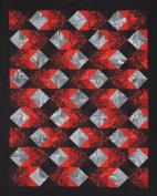 Line Dance Quilt Pattern By Joen Wolfrom