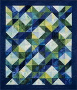 Tropical Morning Quilt Pattern By Joen Wolfrom