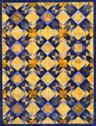 Dancing Under the Midnight Sun Quilt Pattern By Joen Wolfrom