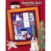 Snow Folks Quilt
