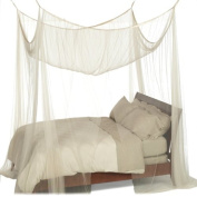 Heavenly 4-Post Bed Canopy
