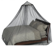 Fantasy Oasis Round Hoop Bed Canopy