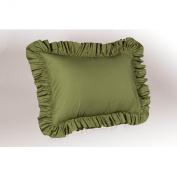 Standard Ruffled Pillow Sham