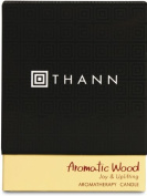 Thann Aromatic Wood Aromatherapy Candle 190 g