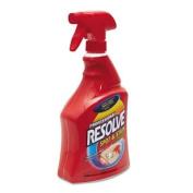 Professional RESOLVE Carpet Cleaner, 12 950ml Spray Bottles/Carton